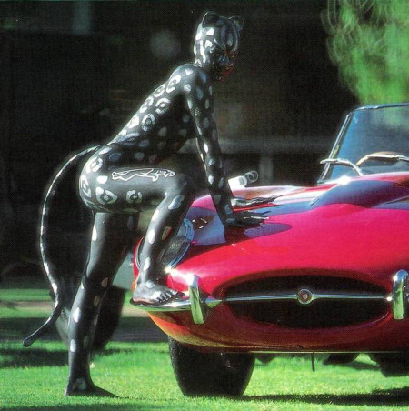 Jaguar – Body Painting