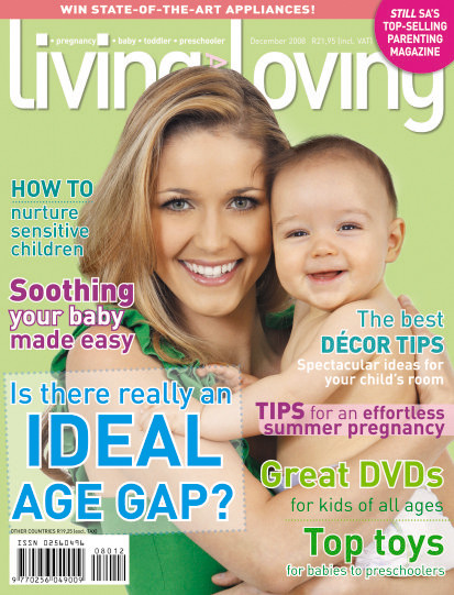 Kerry McGregor Living & Loving Cover