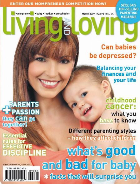 Irene Bester – Living & Loving Cover