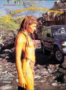 Pajero - Bushman