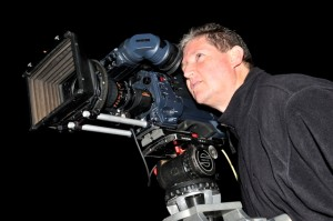 Willem Viljoen on camera