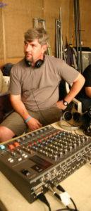 Leon Rivas on sound