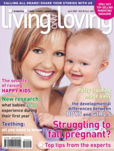 April '08 L&L Cover