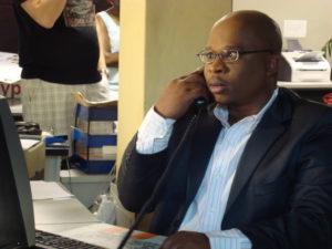 Desmond Dube