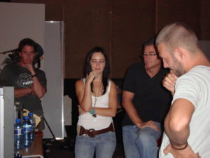 Kevin, Elle, Craig & ...