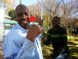 Nelson Nkomo & Owen Ncube