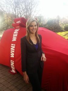 Elma Smit - presenter